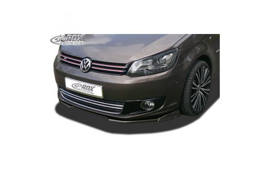 Voorspoiler Vario-X Volkswagen Touran 2011- & Caddy 2010- (PU)