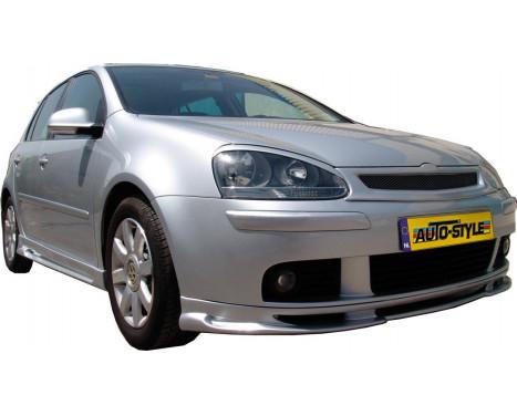 Voorspoiler Volkswagen Golf V 2003-2008 excl. GTi (ABS)