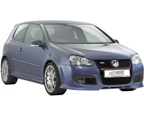 Voorspoiler Volkswagen Golf V GT/GTi/GTD/Variant/Jetta 03- (ABS)