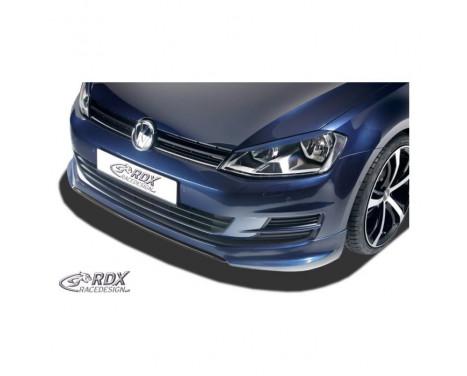 Voorspoiler Volkswagen Golf VII 2012- (PUR-IHS)