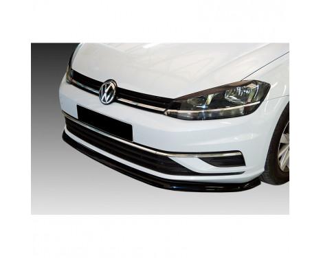 Voorspoiler Volkswagen Golf VII Facelift 2017- excl. GTi / R (ABS)