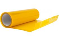 Koplamp-/achterlicht folie - Geel - 1000x30 cm