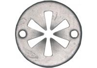 Springclip OEM:n90335006- n90335004 - 5 stuks