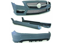 Bumperset Mercedes-Benz SLK R172 AMG 55-Look