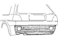 PLAATWERKDEEL OLF19 83- PLT OND ACHBUMP