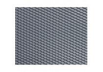 Foliatec Aluminium Race-gaas medium zwart 20x120cm - 1 stuk