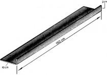 OVERSIZEDEEL L-PROFIEL 1500 X1.25