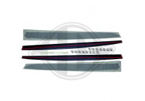 'M-PERFORMANCE' Spoiler set tbv Sideskirts