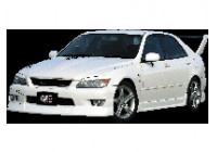 Chargespeed Sideskirts Lexus IS/Altezza SXE10