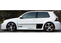 Doorpanels VW Golf IV 3drs 'WIZ-Wid