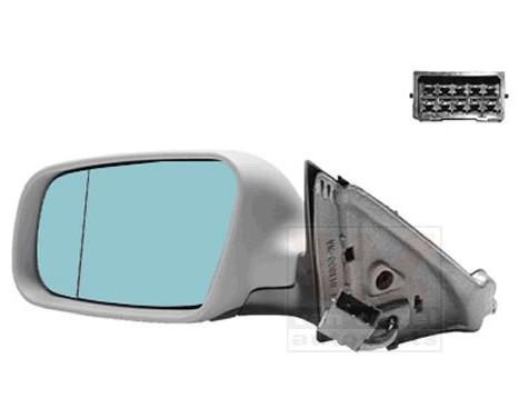 Buitenspiegel links elektrisch  10/00+ 5-deursAsf.ElektrischInklp 0331815 Hagus, Afbeelding 2