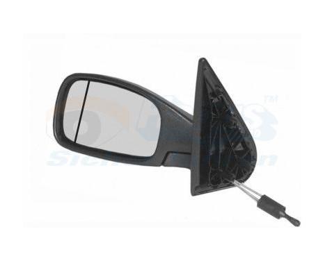 Buitenspiegel  LINKS VOLLEDIG Asferisch 4036805 Hagus, Afbeelding 2
