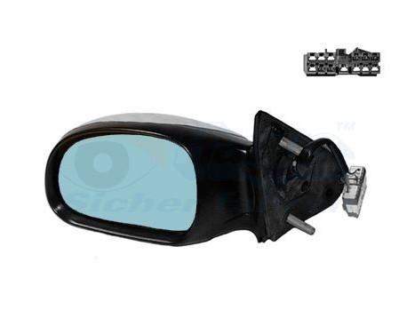 Buitenspiegel rechts elektrisch  5/99+ VERWAMD 4049806 Hagus, Afbeelding 2