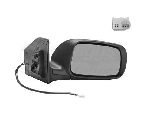 Buitenspiegel rechts elektrisch  -6/06 Verwarmd 5307808 Hagus, Afbeelding 2