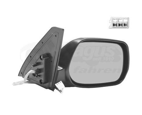 Buitenspiegel rechts elektrisch  Primer 5377806 Hagus, Afbeelding 3