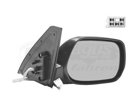 Buitenspiegel rechts elektrisch  Primer,Verwarmd 5377808 Hagus, Afbeelding 2