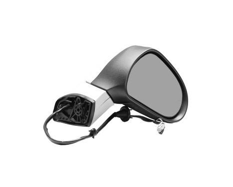 Buitenspiegel rechts elektrisch  Primer,Verwarmd,Temp 4042818 Hagus