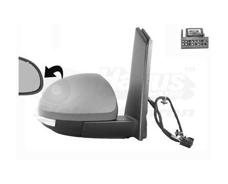 Buitenspiegel rechts elektrisch  Verwarmd 5776808 Hagus, Afbeelding 2