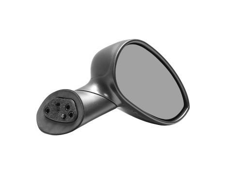 Buitenspiegel rechts elektrisch  ZWART 1604806 Hagus