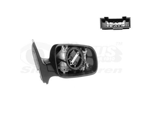 NIET VOLLEDIGE Buitenspiegel VW GOLF4 /BORA 5888858 Hagus, Afbeelding 2