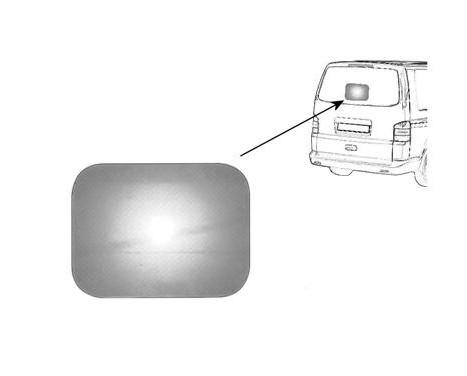 UNIVERSELE Buitenspiegel VANGARD LENS 350x280mm 9061 Hagus