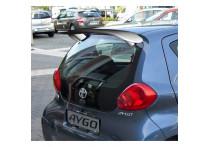 Dakspoiler passend voor Toyota Aygo 2005-2014 (excl. C1/107) (PU)