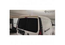 Dakspoiler passend voor Volkswagen Caddy V Box 2020- (met 2 achterdeuren) (PU)