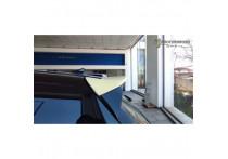 Dakspoiler passend voor Volkswagen Golf VIII (CD1) HB 5-deurs 2020- (PU)