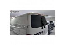 Dakspoiler passend voor Volkswagen Transporter T6.1 2020- (met 2 achterdeuren) (PU)