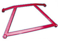 Cross-Bar Stabilisatorbrug Honda Civic 2001-2005 & Integra RSX 2002-