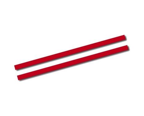 Bande adhésive universelle AutoStripe Cool270 - Rouge - 2 + 2mm x 975cm