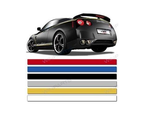 Bandes autocollantes universelles AutoStripe Cool200 - Blanc - 3 mm x 975 cm, Image 2