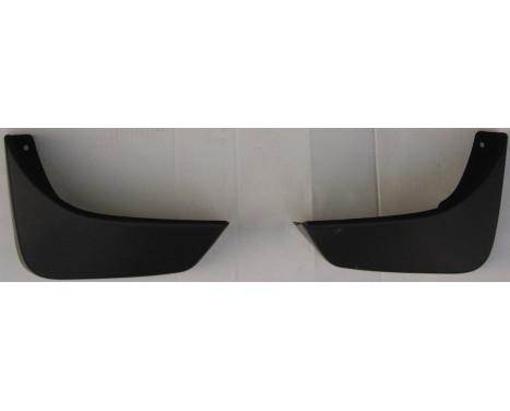 Jeu de bavettes garde boue (arrière) Suzuki Swift II 2005-2007