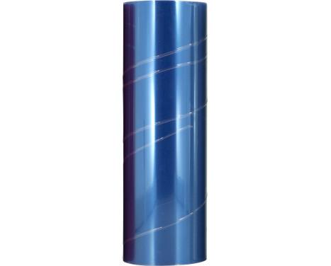 Feu avant / feu arrière - Bleu - 1000x30 cm