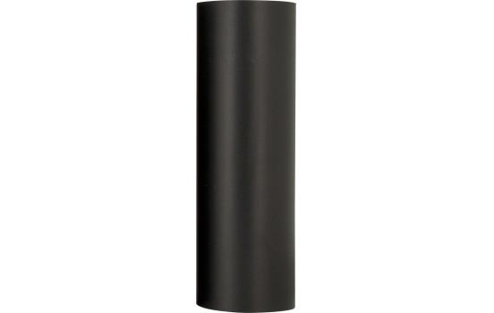 Feuille de phare / feu arrière - Matt Black - 1000x30 cm