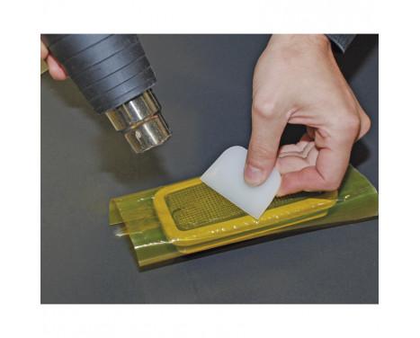Feuille de teinte plastique Foliatec jaune 30x100cm - 1 pièce, Image 3