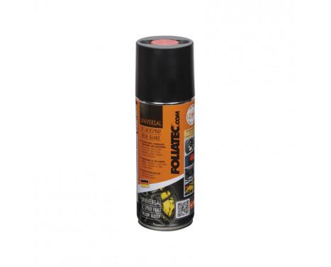 Peinture en aérosol Foliatec Universal 2C - jaune brillant - 400ml
