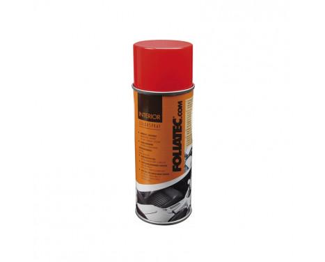 Foliatec Spray Couleur Intérieur - rouge 1x400ml