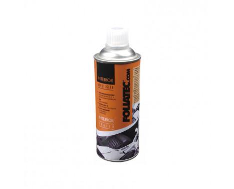 Scellant en aérosol de couleur intérieure Foliatec - brillant transparent - 400 ml