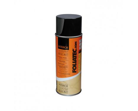 Spray Colorant Intérieur Foliatec - Beige Mat - 400ml