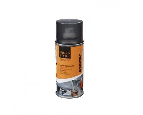Spray de teinture plastique Foliatec - fumée (gris-noir) 1x150ml