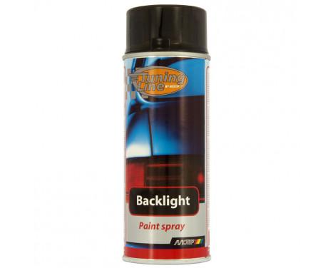 Spray pour éclairage arrière Motip Tuning-Line - noir - 400ml