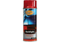 Spray pour feu arrière Motip Tuning-Line - rouge - 400ml