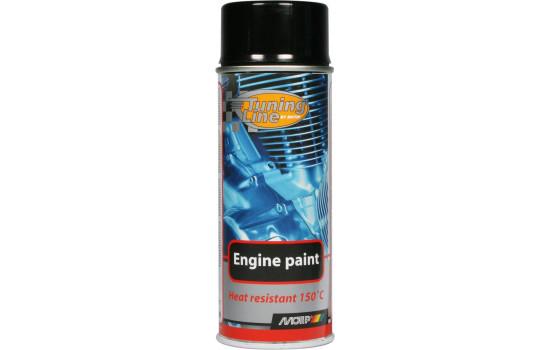 Motip Tuning-Line Peinture résistant à la chaleur - noir - 400ml