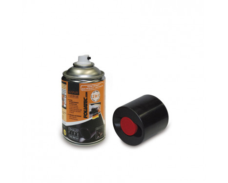 Peinture en aérosol Foliatec pour tuyau d'échappement 2C - noir brillant 1x250ml, Image 2