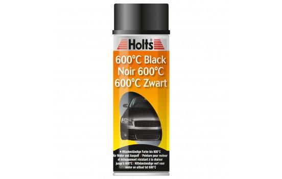 Peinture résistante à la chaleur HOLTS noir 400ml