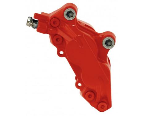 Etrier de frein peinture rouge - 2 composants