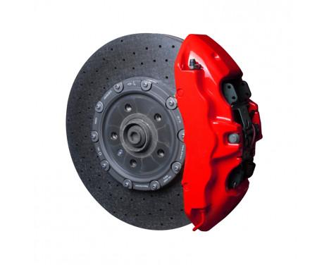 Foliatec Caliper paint set - Performance Red brillant - 3 Composants