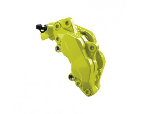 Foliatec Caliper paint set - Vert toxique - 3 composants, Image 2
