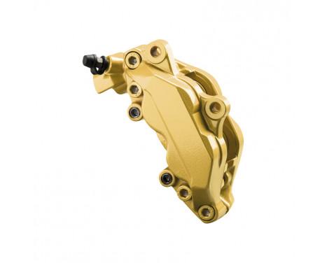 Foliatec Set de peinture pour étriers de frein - Prestige Gold Metallic - 7 pièces, Image 2